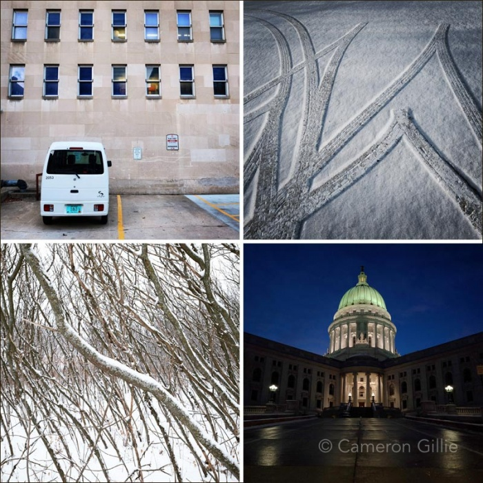 photos from around madison for my million steps photography project